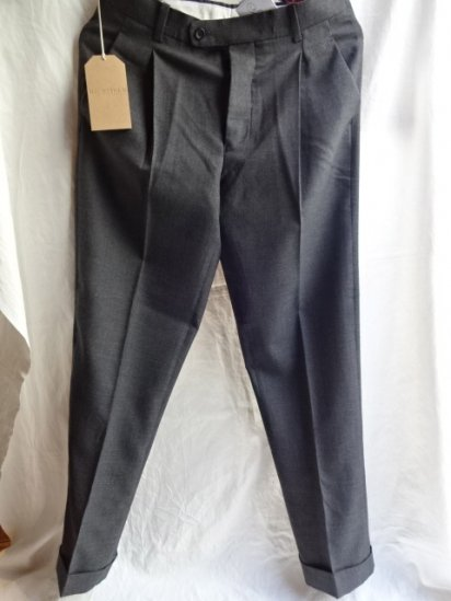 RICHFIELD Made in JAPAN Wool Trousers T-2