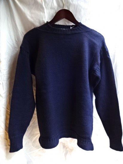 80's〜 Vintage Guernsey Sweater /B