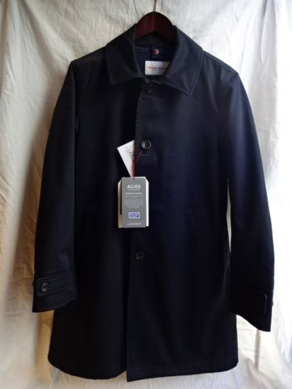 Vincent et Milleire Coat w/Detachable Down Linner Navy