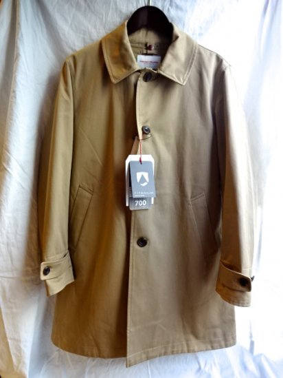 Vincent et Milleire Coat w/Detachable Down Linner Camel