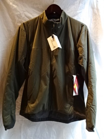 ARC'TERYX LEAF Atom LT Jacket Gen2 <BR>Ranger Green