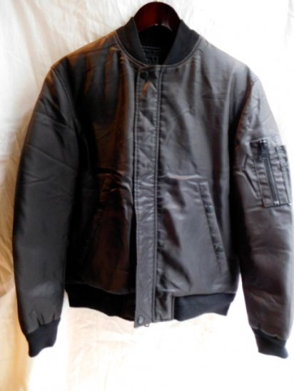 Coach MA-1 Style Down filled Jacket<br>Black