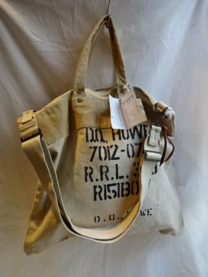RRL Canvas Bag
