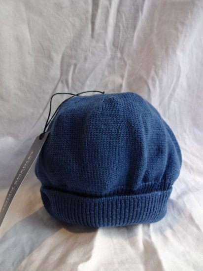 JOHN SMEDLEY Merino Wool Knit Cap MADE IN ENGLAND