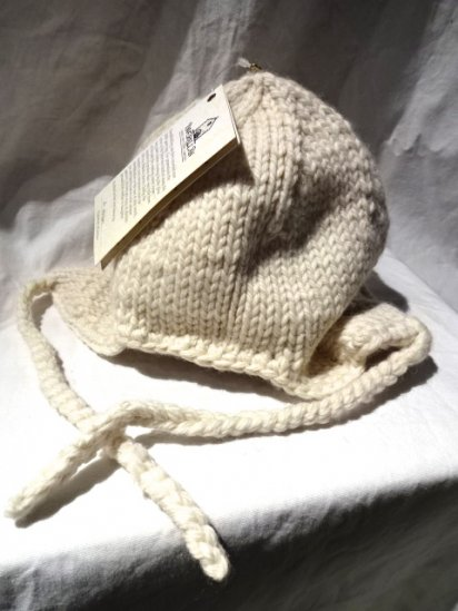 INVERALLAN Knit Cap Hand Made in Scotland
