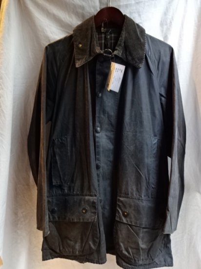 3 Crest Old Tag Vintage Barbour