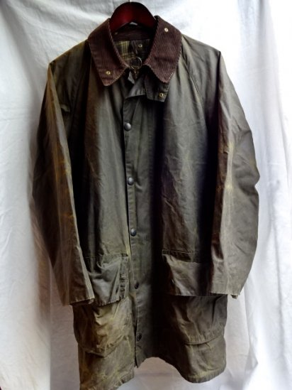 2 Crest Old Tag Vintage Barbour
