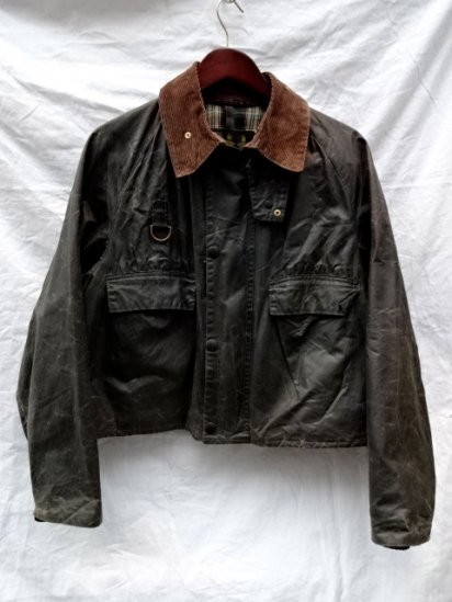 3 Crest Vintage Barbour SPEY JACKET Made in England