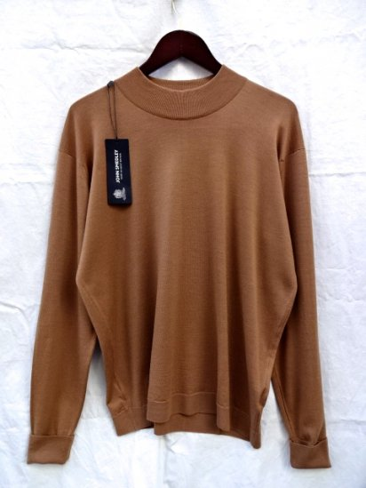 John Smedley Extra Fine Merino Wool Knit MILNE PULLOVER Made in England