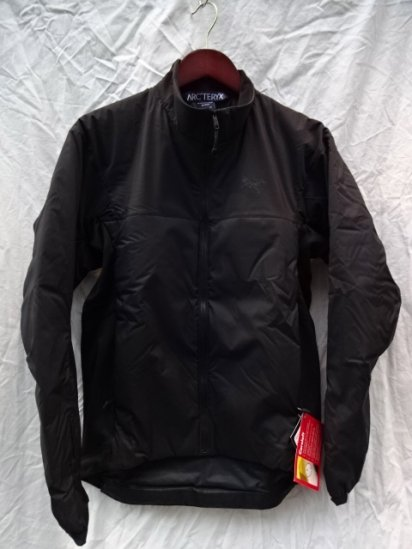 ARC'TERYX LEAF Atom LT Jacket Gen2 <BR>Black