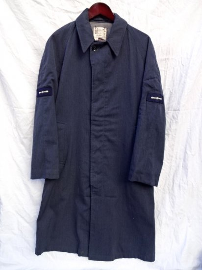 60-70's RAF (Royal Air Force) Raincoat