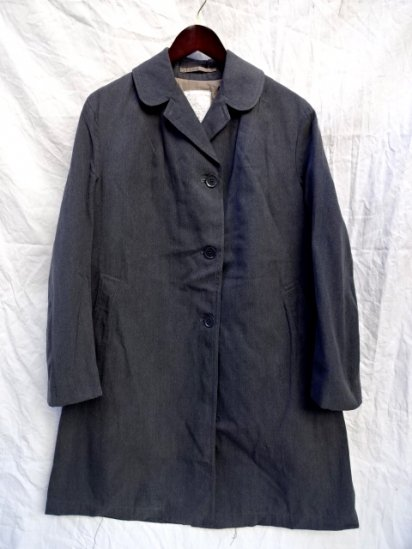60's Vintage Dead Stock Q.A.R.A.N.C (Queen Alexandra's Royal Army Nursing Corps) Raincoat /1