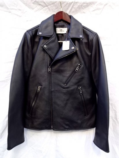 COACH DOUBLE RIDERS JACKET
