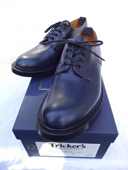 Tricker's x Mackintosh