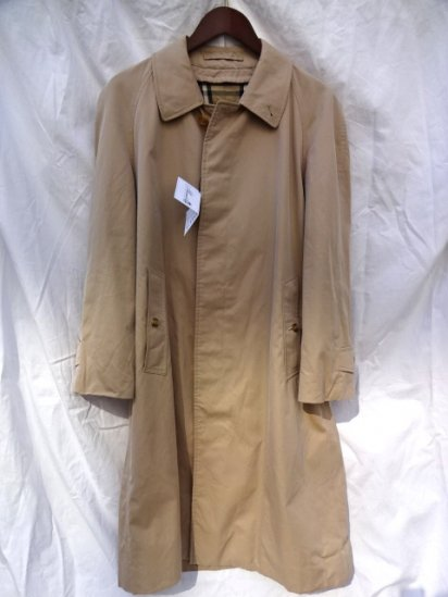 Vintage Burberrys' Balmacaan Coat Made in England /6