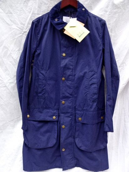 Barbour Garment Dye Border