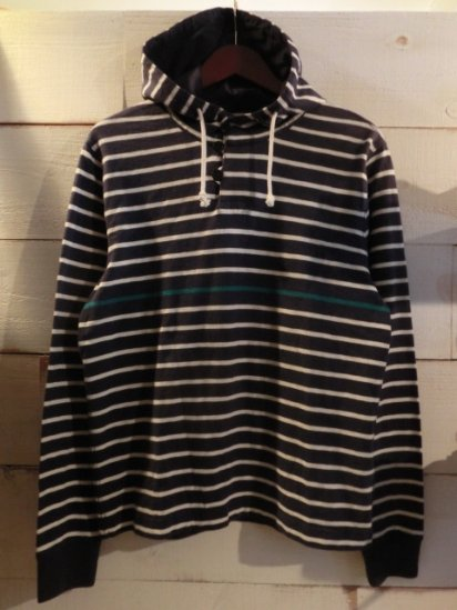 J.Crew Marine Border Parka<BR>SALE! 7,800 + Tax → 4,680 + Tax