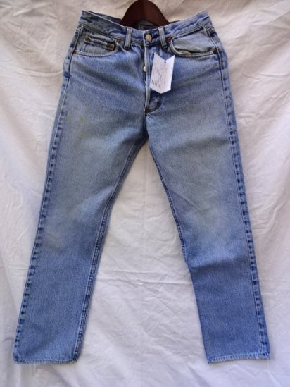 90's Levi's 501 Made in USA / 4