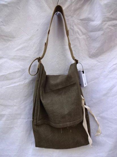 Remake Shoulder Bag  Made by 40-50's Vintage British Military Equipment/2