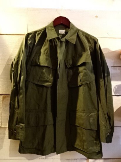 70's Vintage Dead Stock US Army Rip-Stop Jacket