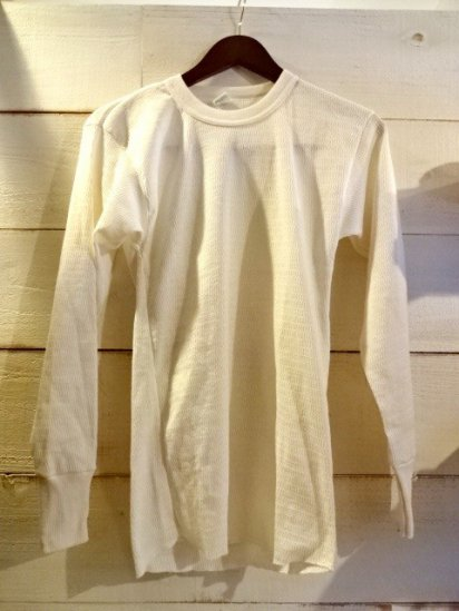 80's〜Vintage Dead Stock Hanes THERMAL