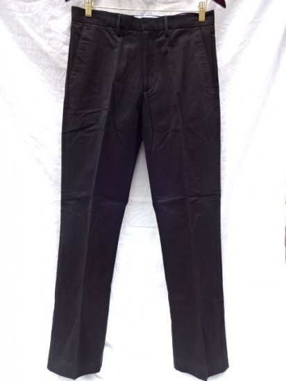 J.Crew BEDFORD Light Weight Chino Pants Black