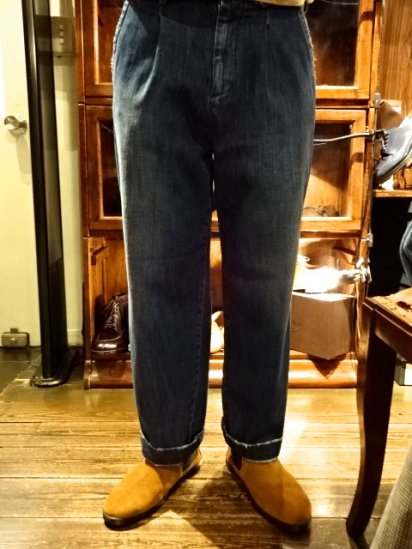 RICCARDO METHA 1tac Denim Trousers MADE IN ITALY