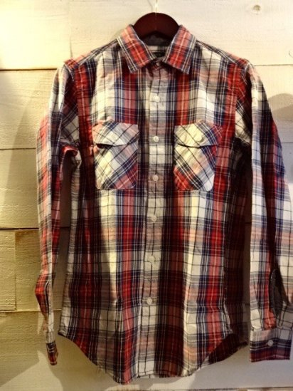 J.Crew Cotton 100% Flannel Shirts<BR>SALE! 7,800 + Tax → 3,900 + Tax