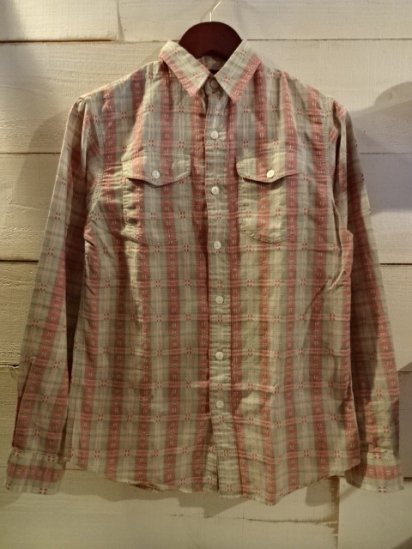 RRL Work Shirts<BR>SALE! 12,800 + Tax → 6,400 + Tax