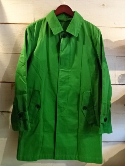 John Partridge Souten Collar Coat Made in England<BR>SALE! 24,800 + Tax → 14,880 + Tax