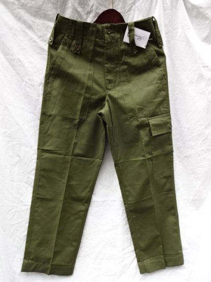 80's〜 Vintage  Dead Stock British Army Trousers /1