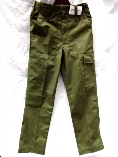 80's〜 Vintage  Dead Stock British Army Trousers /2