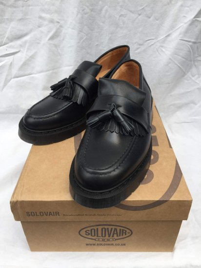Illminate Shoes Supply x Solovair