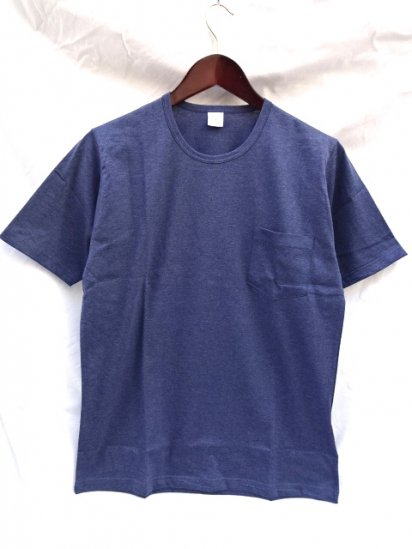 Gicipi Pocket-T MADE IN ITALY Navy