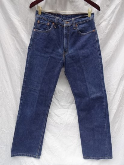 90's Vintage Levi's 519 Denim Pants Made in U.S.A