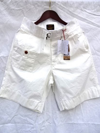 Barbour Beacon Brand Heritage Range Empire Shors White