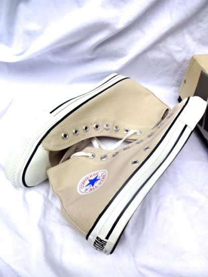 〜90's Vintage DAED STOCK Converse ALL STAR MADE IN USA