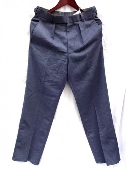 〜80's  RAF(Royal Air Force) Light Weight Trousers Dead Stock /1