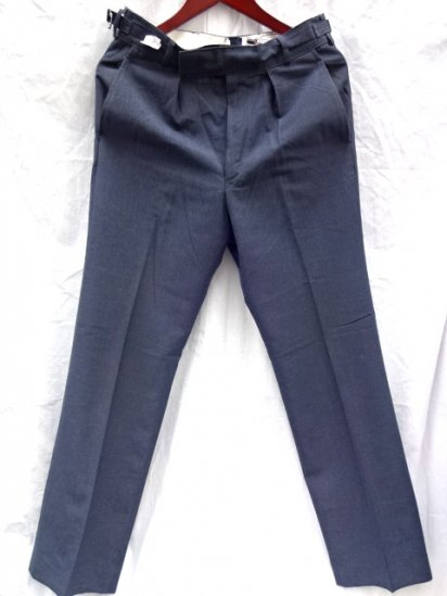 〜80's  RAF(Royal Air Force) Light Weight Trousers Dead Stock /2