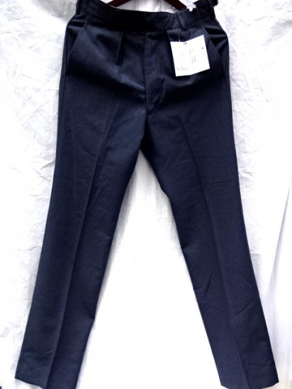 〜80's  RAF(Royal Air Force) Light Weight Trousers Dead Stock /3