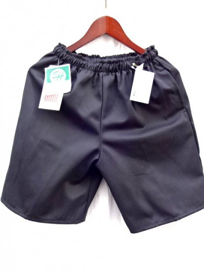 Erick Hunter Twill JAM Shorts Made in U.S.A Black