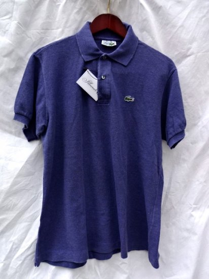 80's〜 Vintage Made in France Lacoste Polo Shirts /2