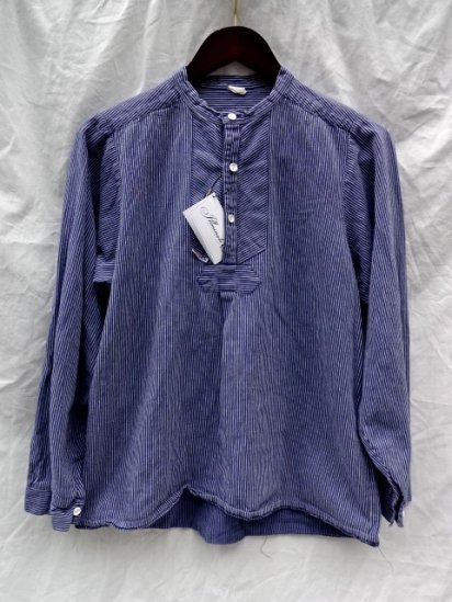 Vintage German Fisherman Pullover Shirt /4