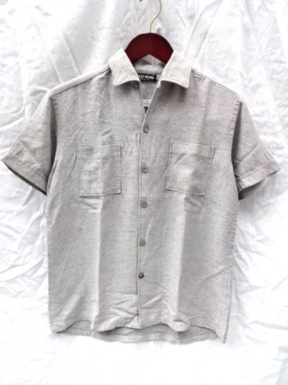 60-70's STEPHENS Open Collar Shirts