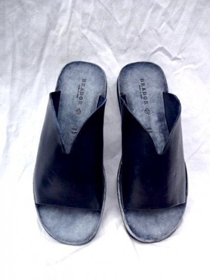 BRADOR Leather Sandal