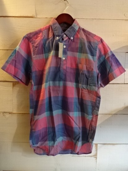 J.Crew S/S B.D Pullover Shirts<BR>SPECIAL PRICE !! 3,800 + Tax