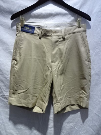 Ralph Lauren Stretch Shorts Khaki