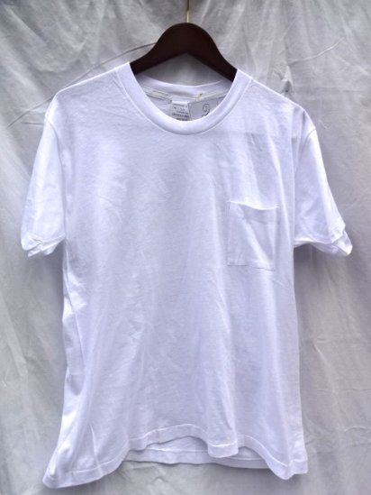 80's Vintage Dead Stock re-make US Army Pocket T Shirts /2