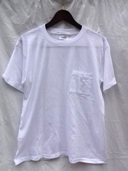 80's Vintage Dead Stock re-make US Army Pocket T Shirts /3