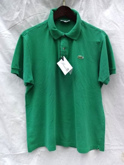 70's〜 Vintage Made in France Lacoste Polo Shirts /10